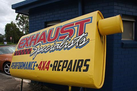 exhaust system sunshine coast