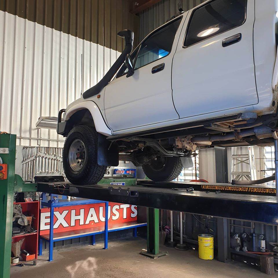 general car servicing Nambour